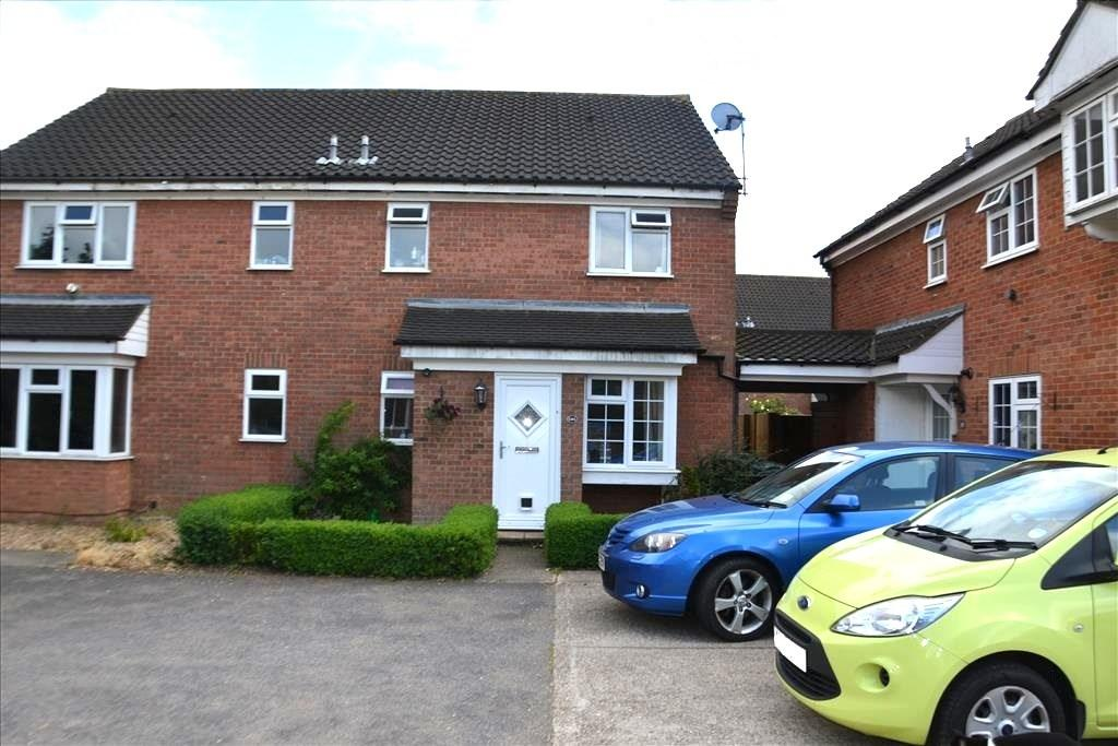 1 Bedroom Cluster House for sale in Lincoln Crescent, Biggleswade, SG18