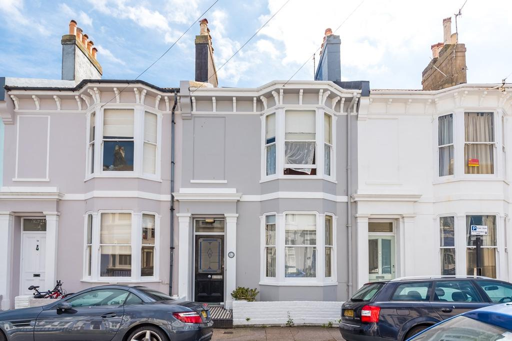4 Bedrooms Terraced House for sale in Sudeley Street, Brighton, BN2