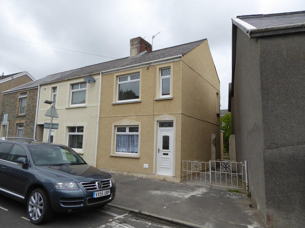 2 Bedrooms End Of Terrace House for sale in Sydney Street, Brynhyfryd, Swansea, SA5