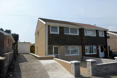 3 bedroom semi-detached house for sale - Arwelfa, Morriston, Swansea, SA6