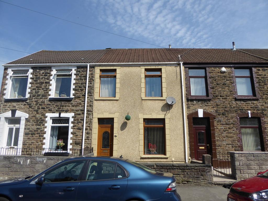 3 Bedrooms Terraced House for sale in Courtney Street, Manselton, Swansea, SA5