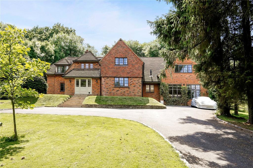 5 Bedrooms Detached House for sale in Long Bottom Lane, Jordans, Beaconsfield, Buckinghamshire, HP9