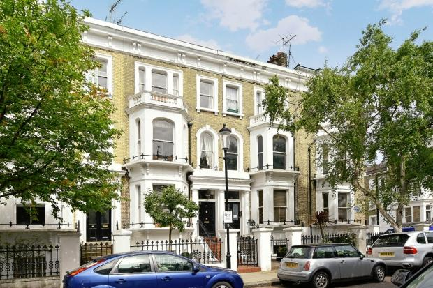 2 Bedrooms Flat for sale in Redcliffe Street, Chelsea, SW10