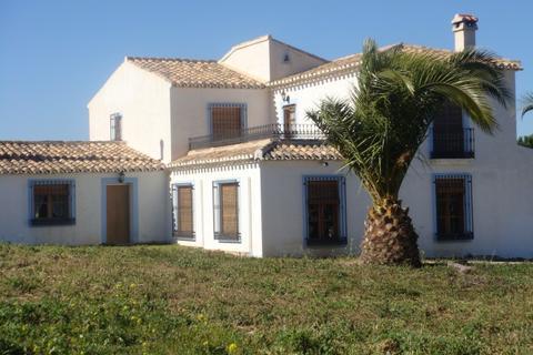 5 bedroom villa  - Puerto Lumbreras, Murcia