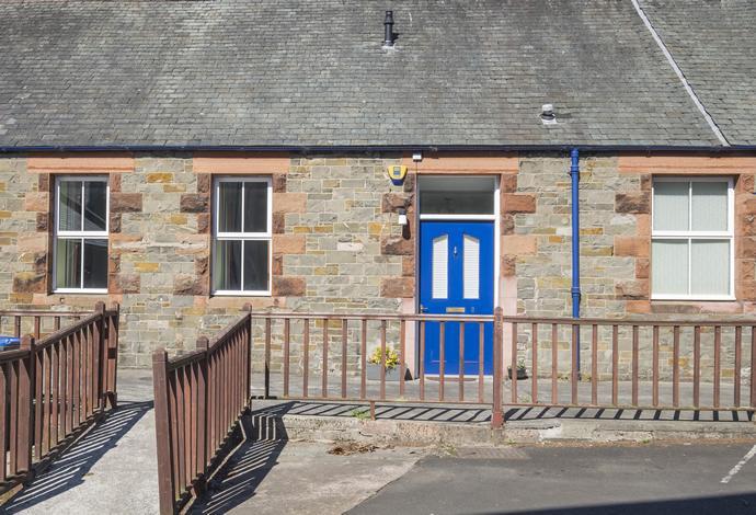 2 Bedrooms Terraced House for sale in 3 The Old Selkirk Waterworks Station Road, Selkirk, TD7 5DJ