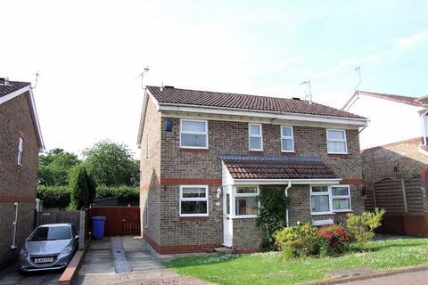 2 bedroom semi-detached house for sale - Thornton Close, Elsham Rise, Hessle, East Yorkshire, HU13