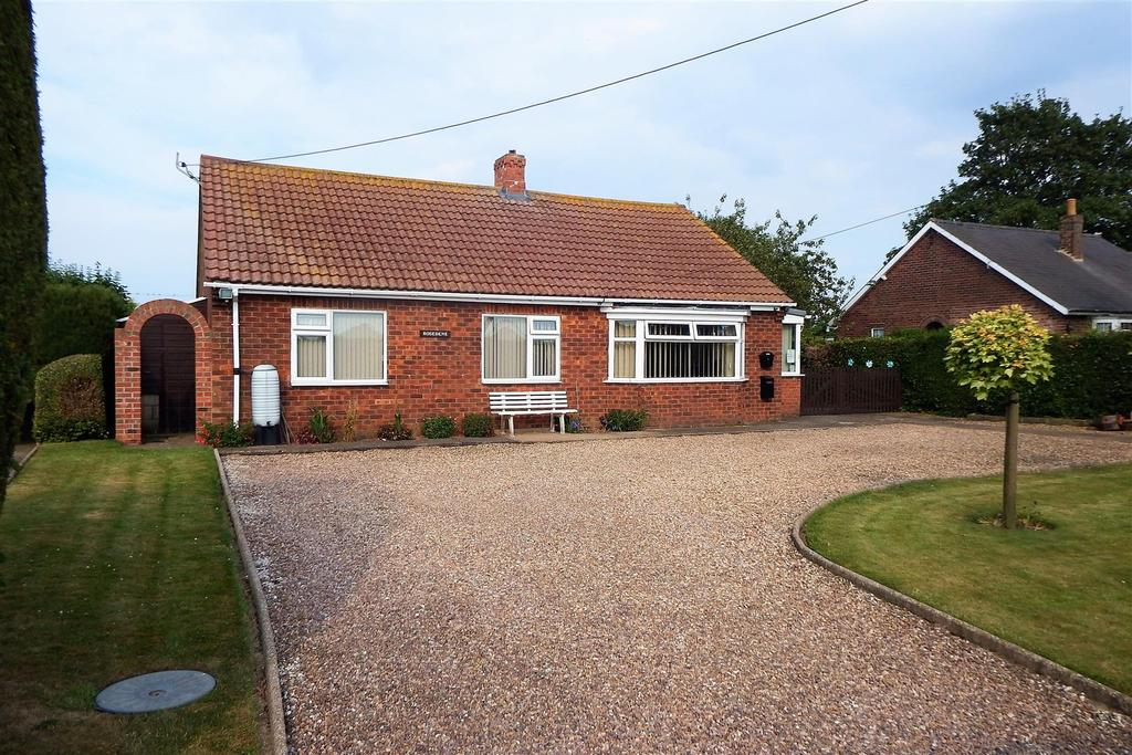 3 Bedrooms Detached Bungalow for sale in Broadgate, Wrangle, Boston