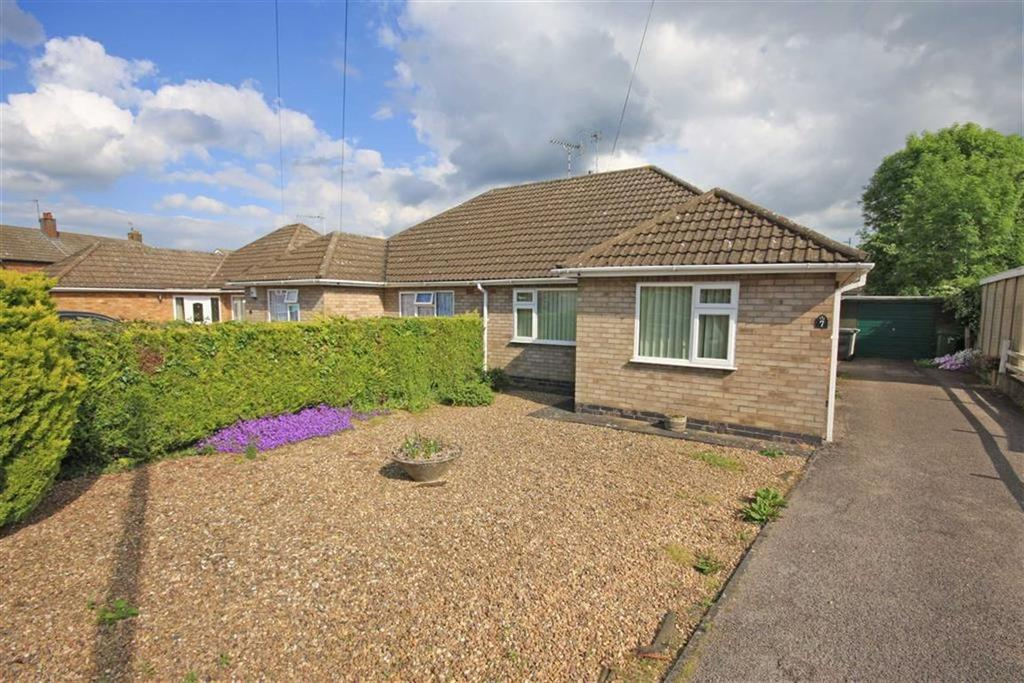 2 Bedrooms Bungalow for sale in Digby Drive, Oakham, Rutland