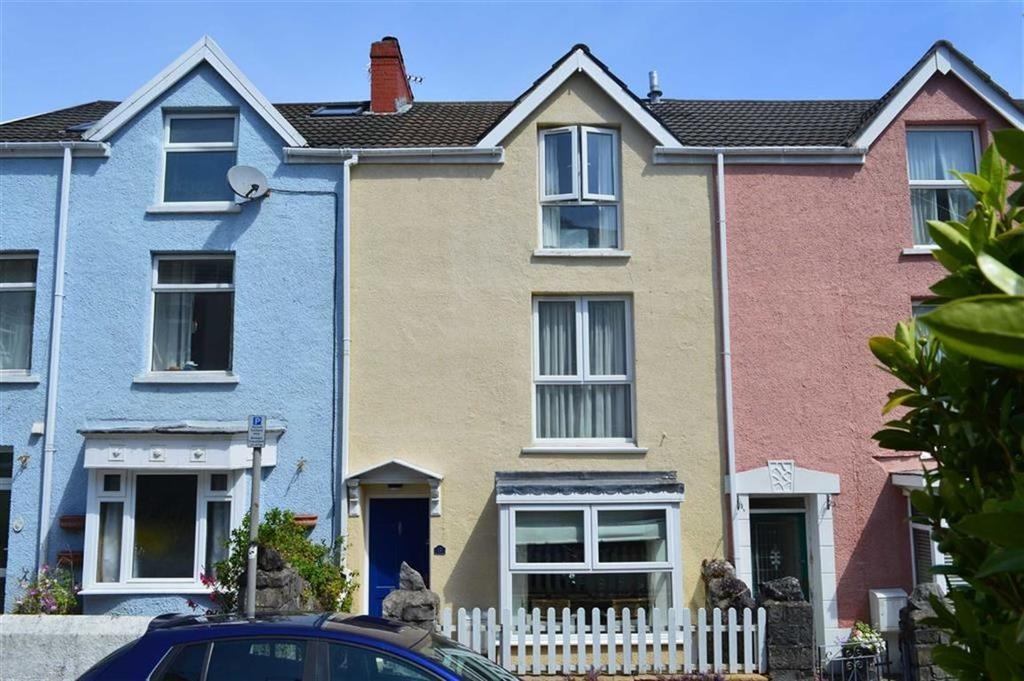 4 Bedrooms Town House for sale in Westbourne Place, Mumbles, Swansea