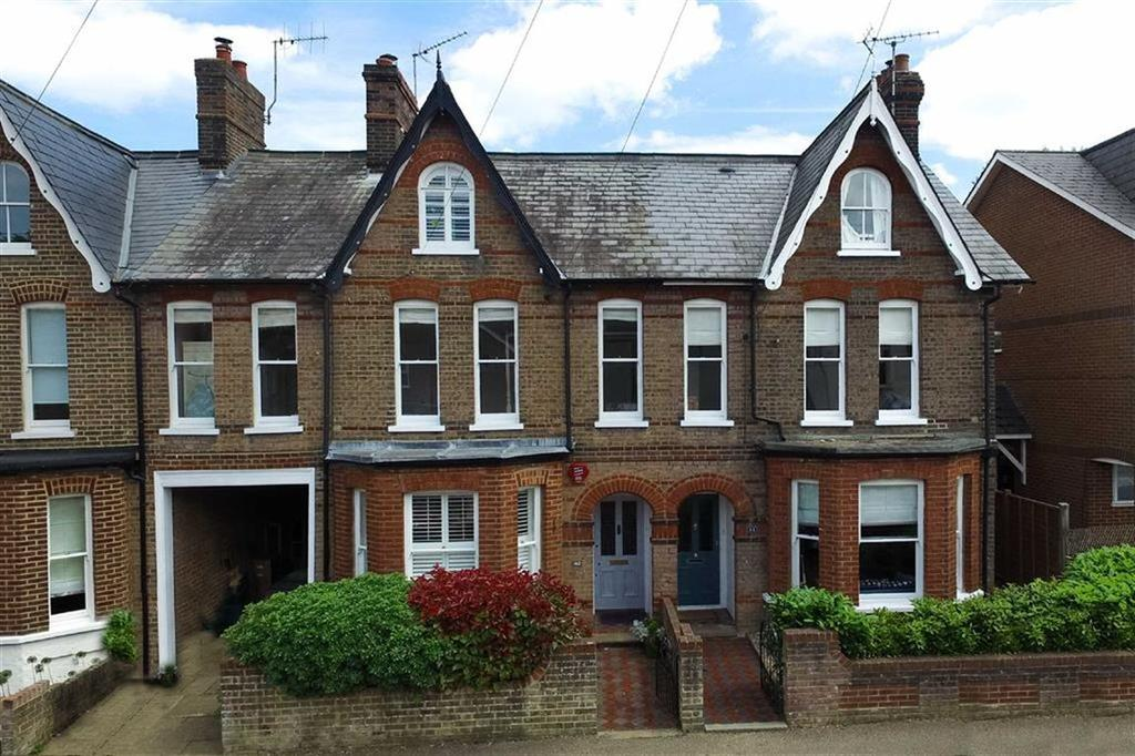 4 Bedrooms Terraced House for sale in Cowper Road, Harpenden, Hertfordshire, AL5