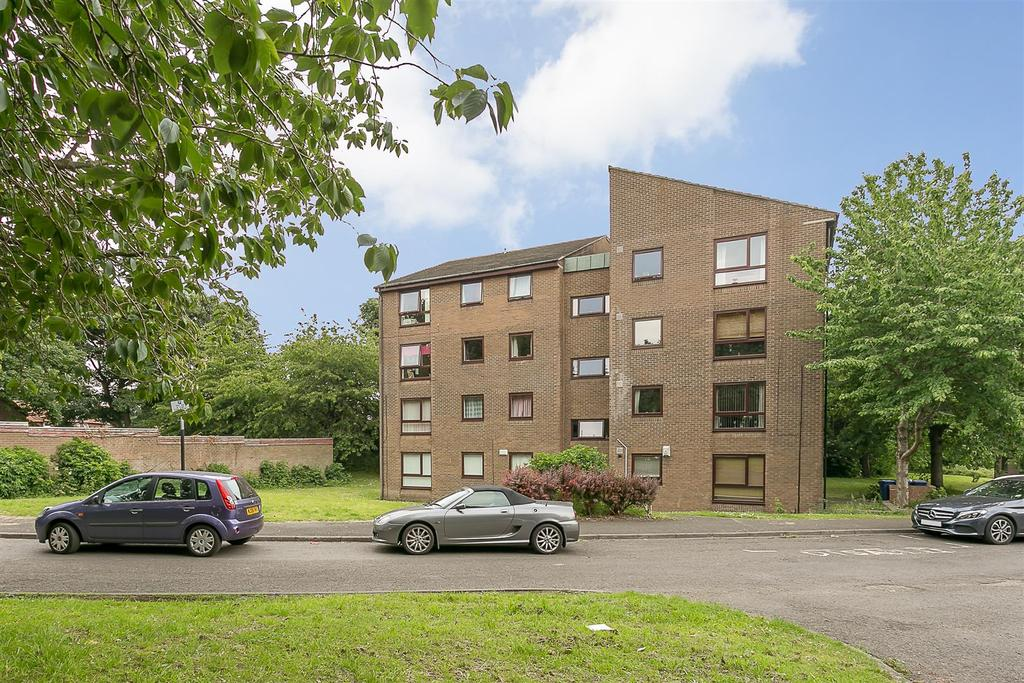 2 Bedrooms Flat for sale in Greystoke Gardens, Sandyford, Newcastle upon Tyne