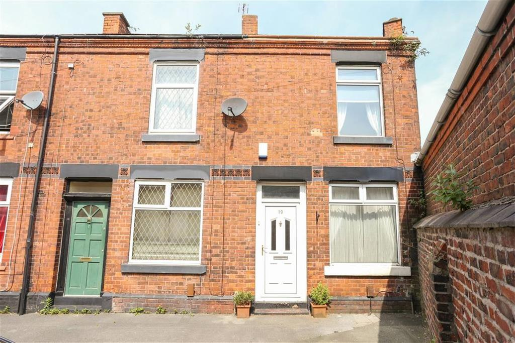 2 Bedrooms Terraced House for sale in Morton Street, Heaton Norris
