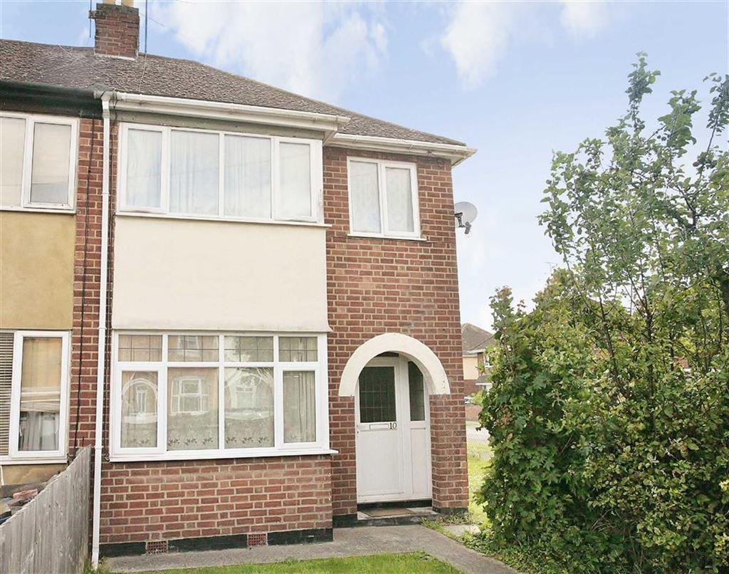 3 Bedrooms End Of Terrace House for sale in Manor Road, Banbury