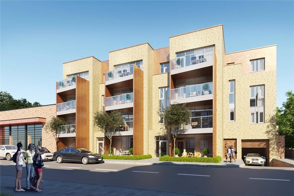 1 Bedroom Flat for sale in The Tribeca, 2 Crystal Palace Road, SE22
