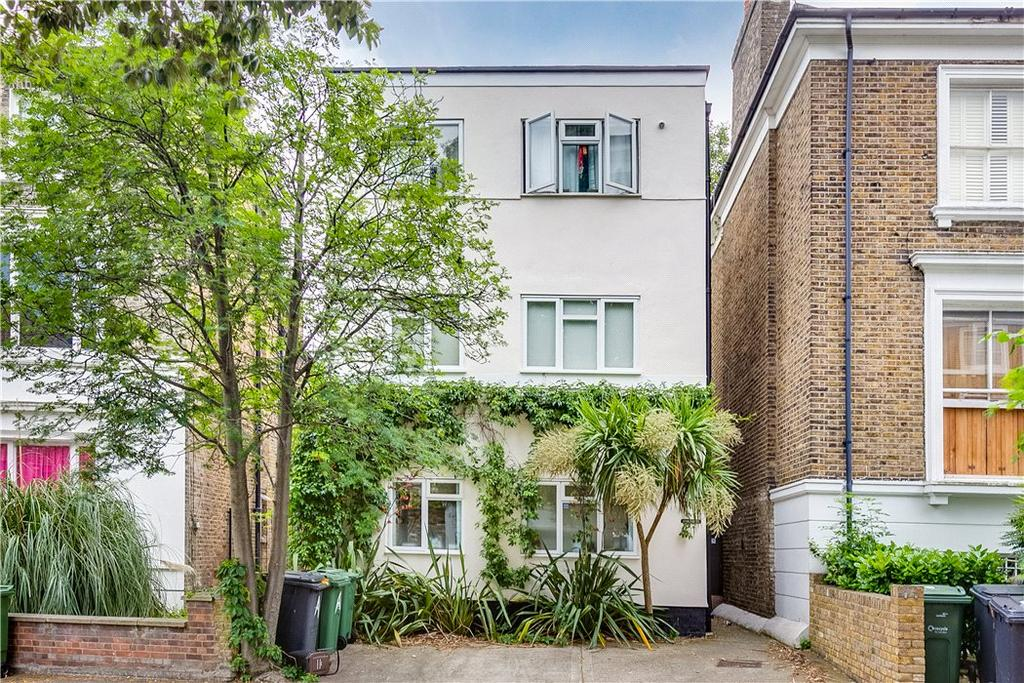 2 Bedrooms Flat for sale in Ash Lodge, Northbourne Road, Clapham, SW4