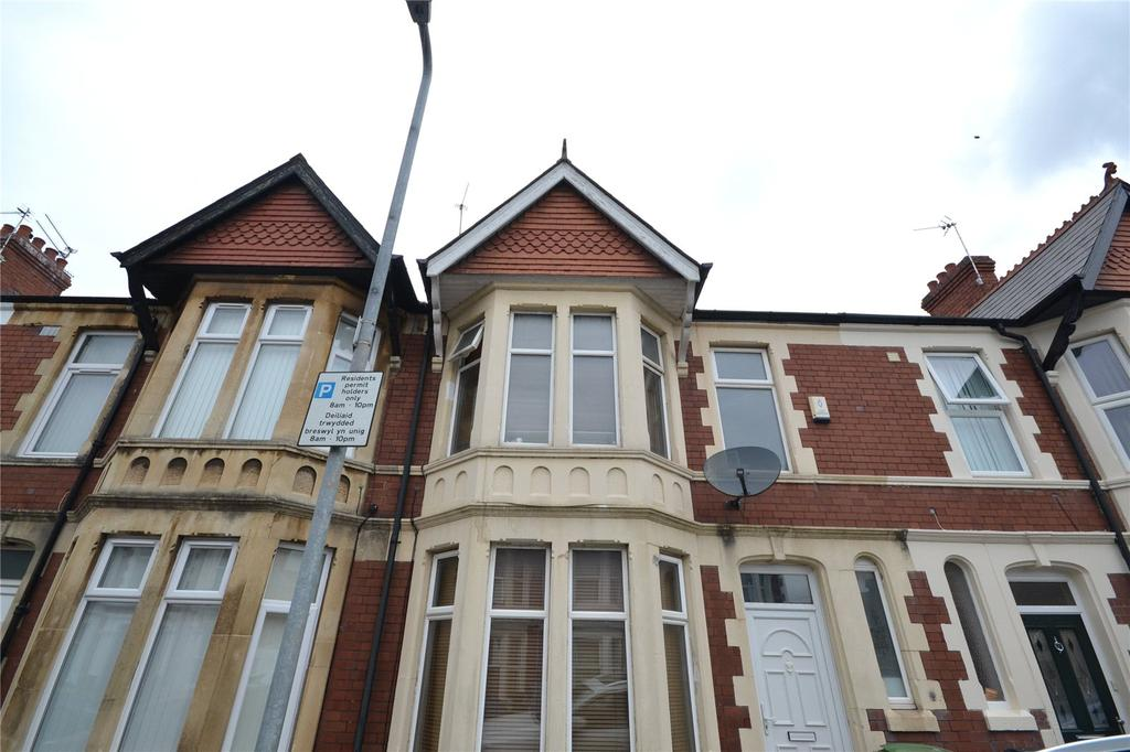 4 Bedrooms Terraced House for sale in Australia Road, Heath, Cardiff, CF14