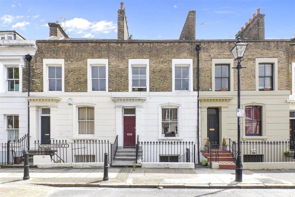 2 Bedrooms Flat for sale in Cephas Avenue, Stepney, London, E1