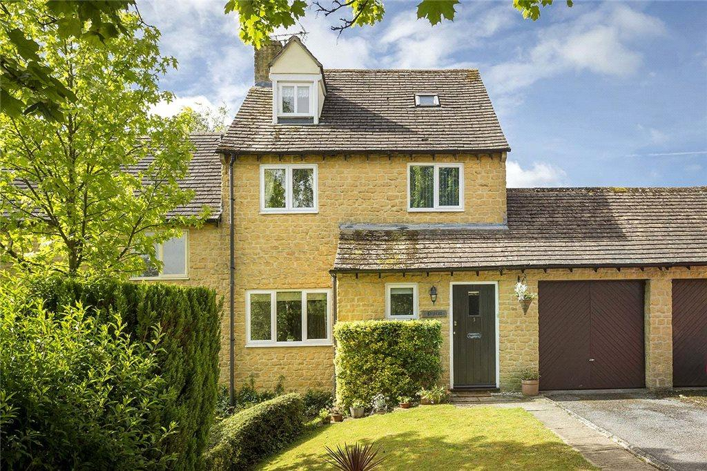 4 Bedrooms Semi Detached House for sale in Orchard Rise, Longborough, Gloucestershire, GL56