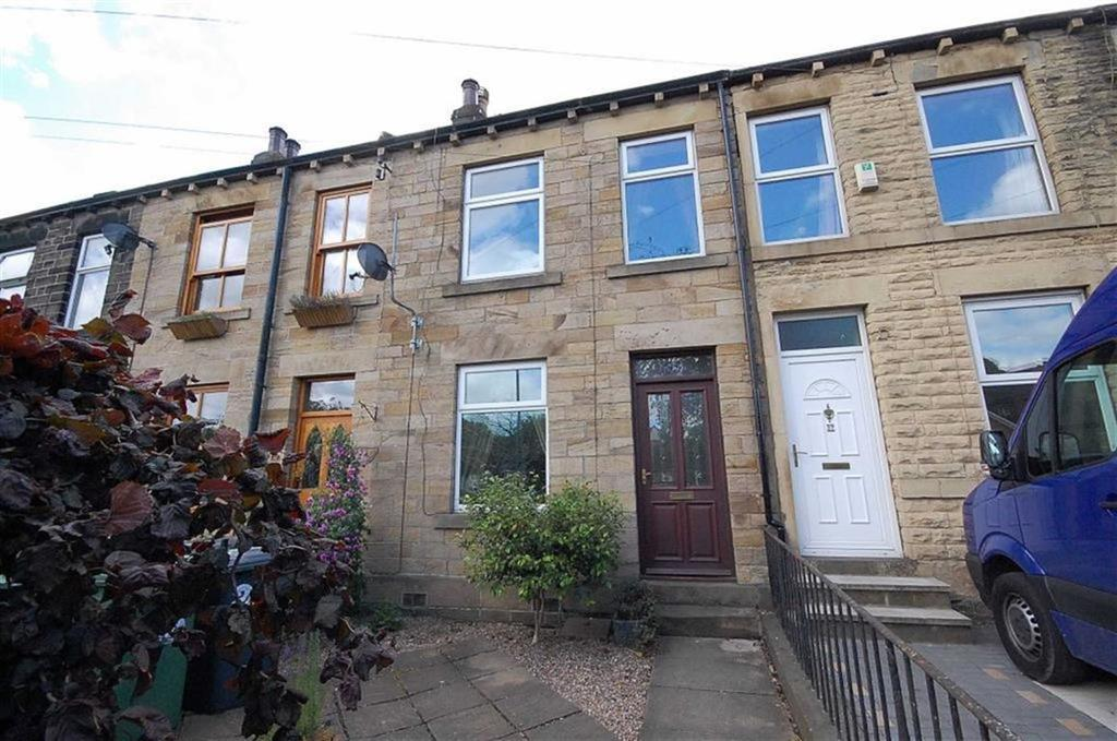 2 Bedrooms Terraced House for sale in North Park Street, Dewsbury, WF13