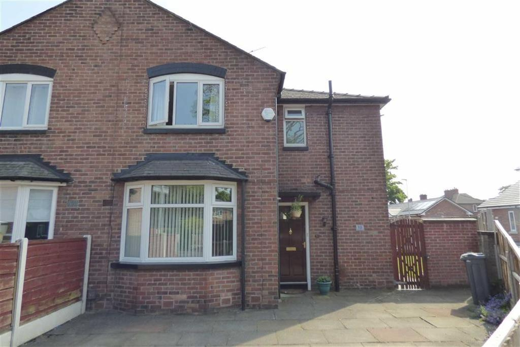 3 Bedrooms Semi Detached House for sale in Somerford Avenue, Withington, Manchester, M20