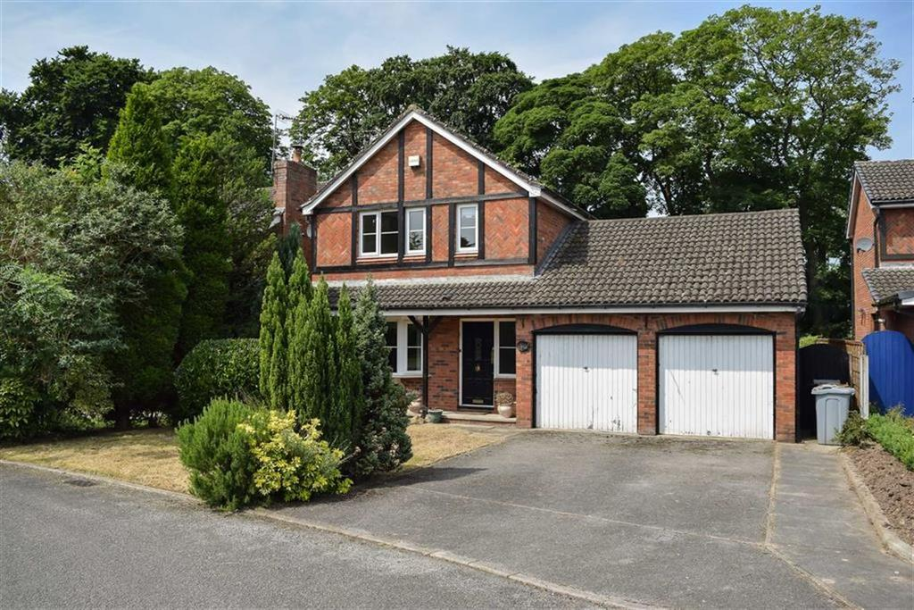4 Bedrooms Detached House for sale in Overton Close