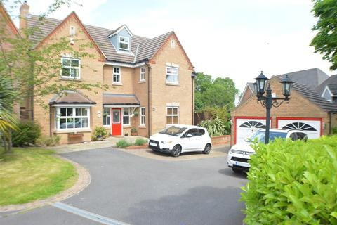 6 bedroom detached house for sale - Paddock Close, Mansfield