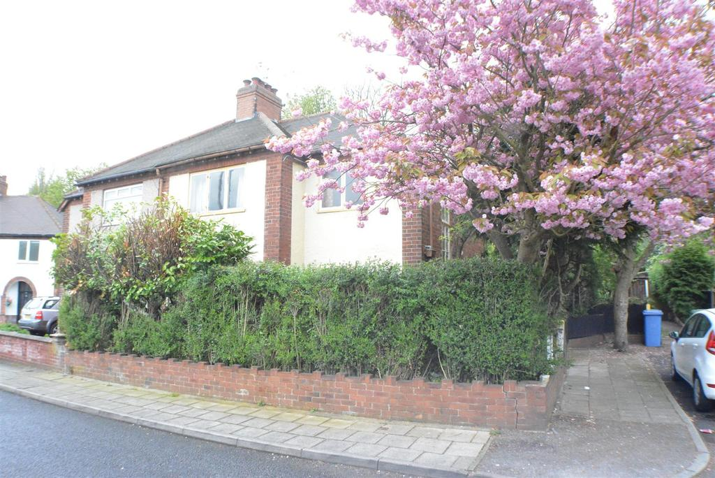 3 Bedrooms Semi Detached House for sale in Edgar Avenue, Mansfield