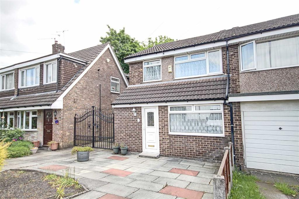 3 Bedrooms Semi Detached House for sale in Prestbury Avenue, Altrincham, Cheshire
