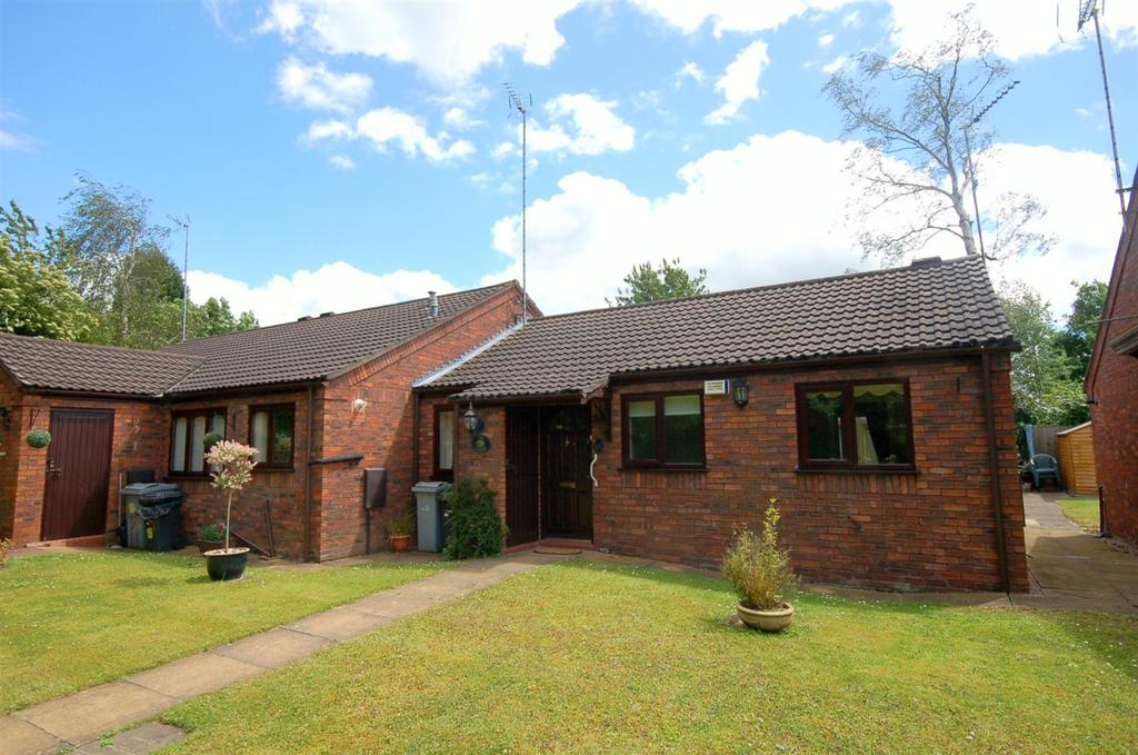 2 Bedrooms Bungalow for sale in Ashmead Close, Alsager