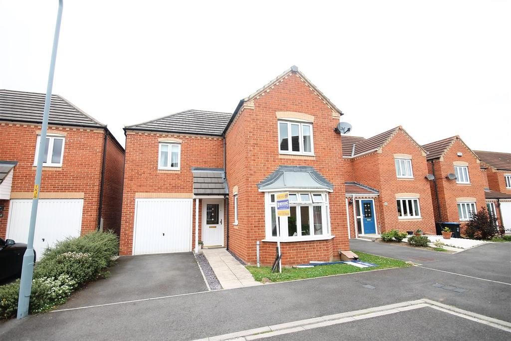 3 Bedrooms House for sale in Barberry, Coulby Newham, Middlesbrough