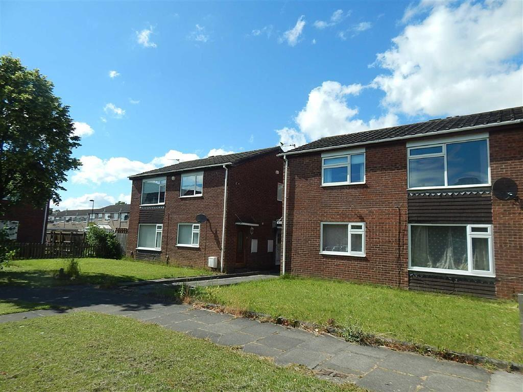 2 Bedrooms Apartment Flat for sale in Cheadle Avenue, Hadrian Park, Wallsend, NE28