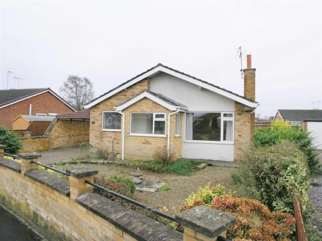 2 Bedrooms Detached Bungalow for sale in Mill Falls, Driffield, East Yorkshire