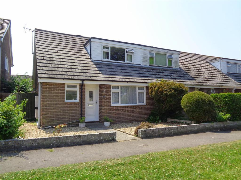 2 Bedrooms End Of Terrace House for sale in Pryors Green, Rose Green