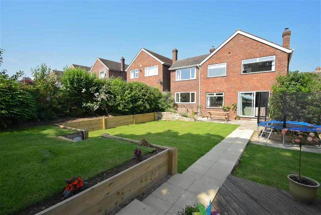 4 Bedrooms Detached House for sale in Cornwall Drive, Bayston Hill, Shrewsbury