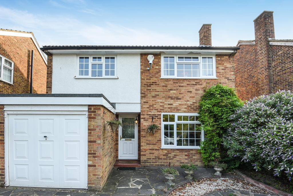 4 Bedrooms Detached House for sale in Wickham Road Beckenham BR3
