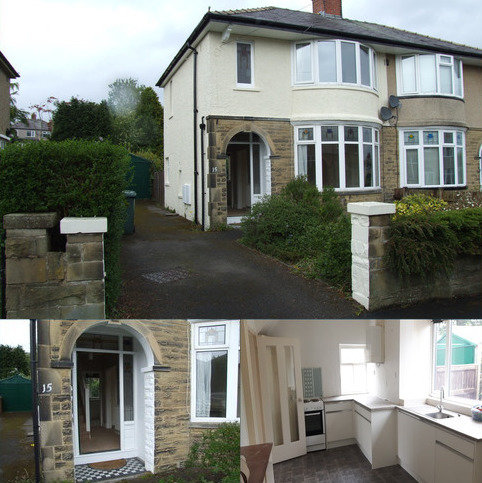 2 bedroom semi-detached house to rent - Regent Drive, Skipton BD23 1AY