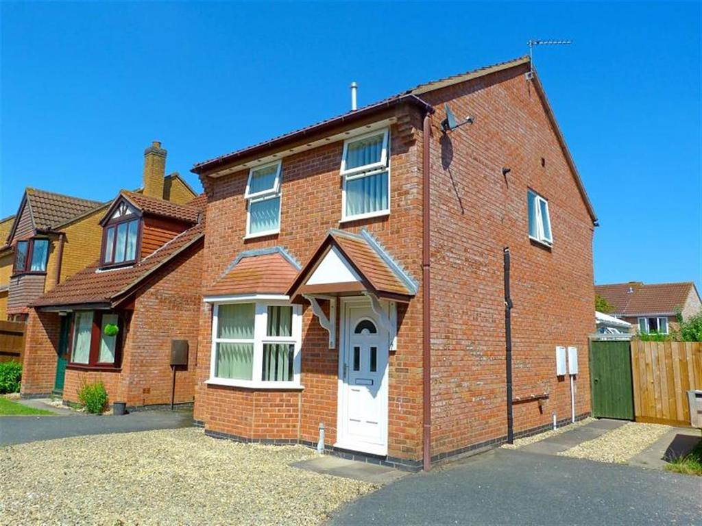 3 Bedrooms Semi Detached House for sale in Abingdon Drive, Belmont, Hereford, HR2