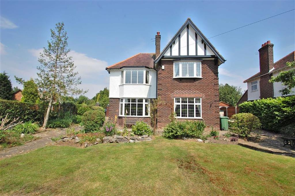 4 Bedrooms Detached House for sale in Grange Road, Bramhall, Cheshire