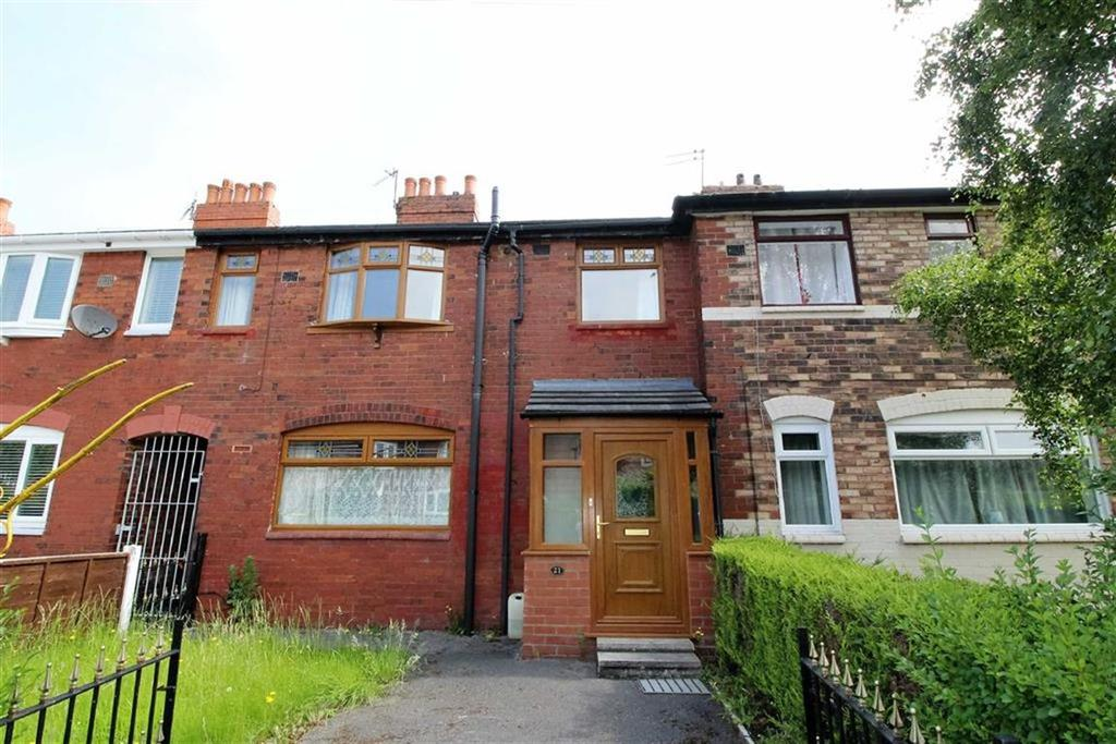 3 Bedrooms Terraced House for sale in Formby Avenue, Manchester