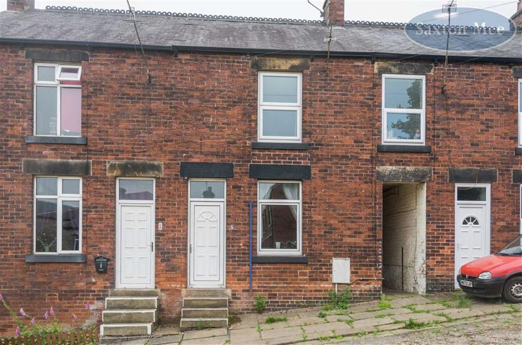 2 Bedrooms Terraced House for sale in Grove Road, Deepcar, Sheffield, S36