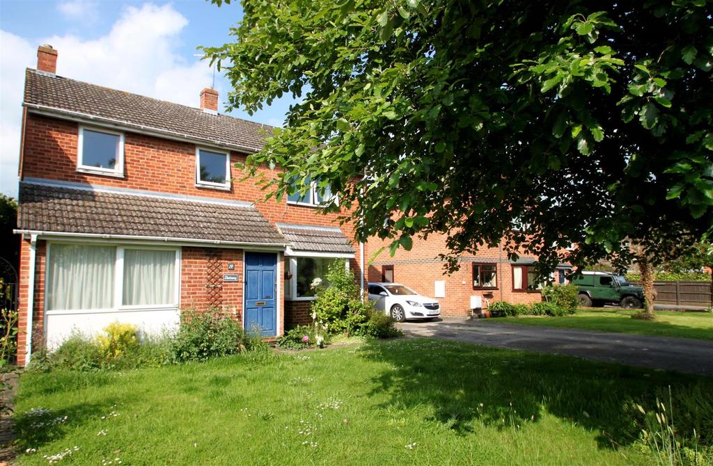 4 Bedrooms Link Detached House for sale in Hardings, Chalgrove, Oxford