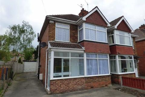 3 bedroom semi-detached house to rent - Northolme Crescent, Hessle, East Yorkshire, HU13