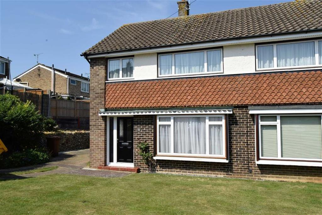 3 Bedrooms Semi Detached House for sale in Cherry Tree Road, Kent, ME8