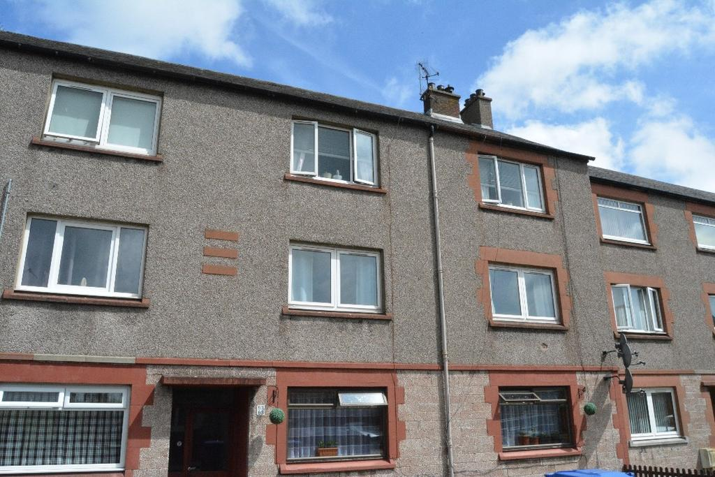 2 Bedrooms Flat for sale in Telford Square, Camelon, Falkirk, FK1 4BT