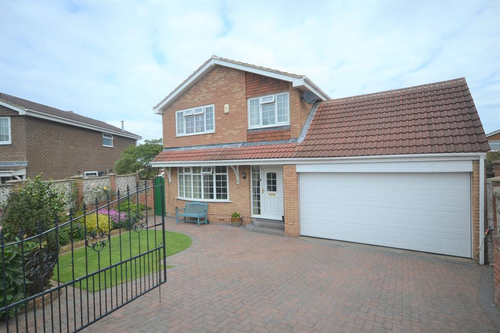4 Bedrooms Detached House for sale in Woodbrook Close, New Maske TS11