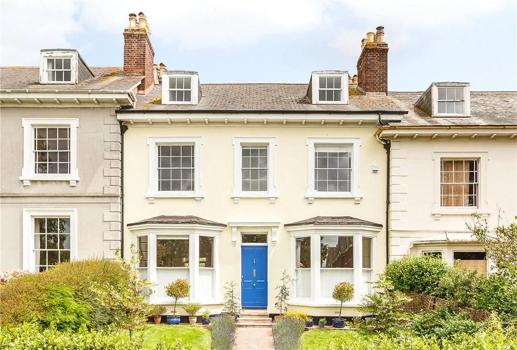 6 Bedrooms Terraced House for sale in Elm Grove Road, Exeter, Devon, EX4