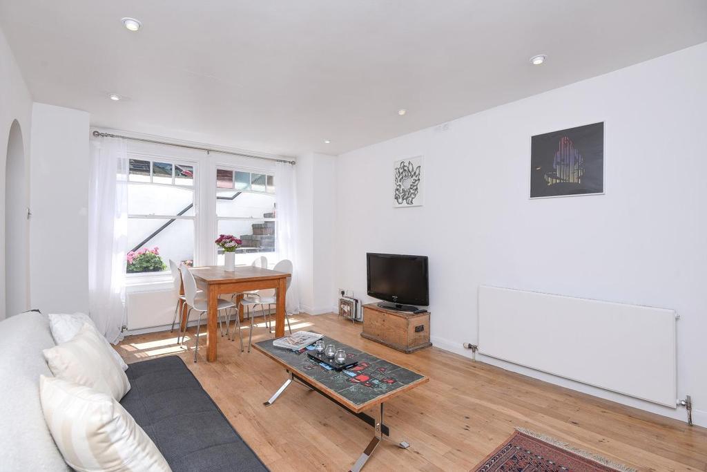 1 Bedroom Flat for sale in Bisham Gardens, Highgate, N6