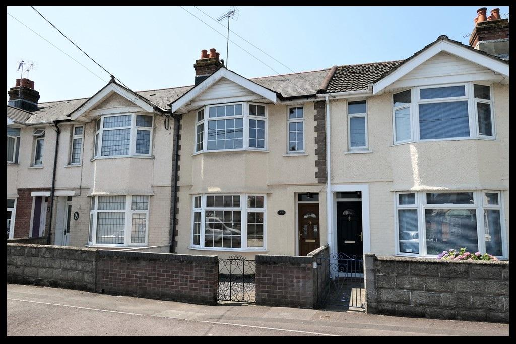 3 Bedrooms Terraced House for sale in Downs Park Crescent, Totton, Southampton SO40
