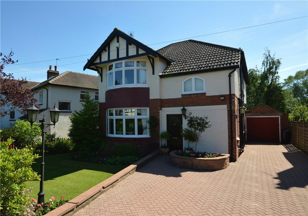 4 Bedrooms Detached House for sale in St Winifreds Road, Harrogate, North Yorkshire