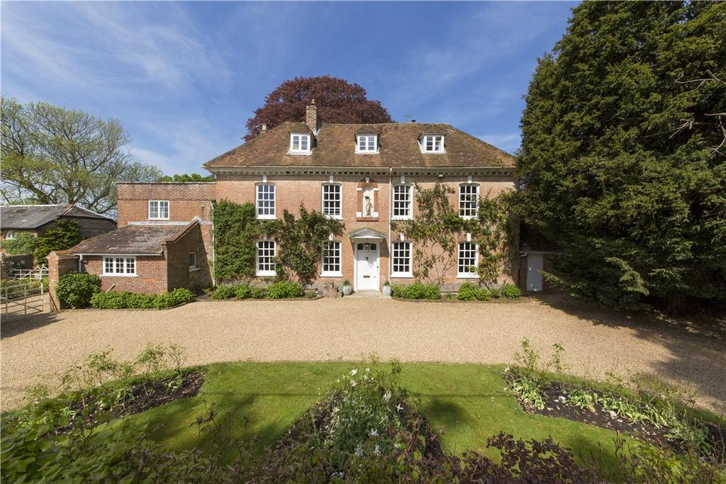 6 Bedrooms Detached House for sale in Clanville, Andover, Hampshire, SP11